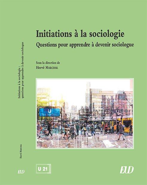 Parution ouvrage Initiations à la sociologie